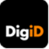 DigiD logo met link